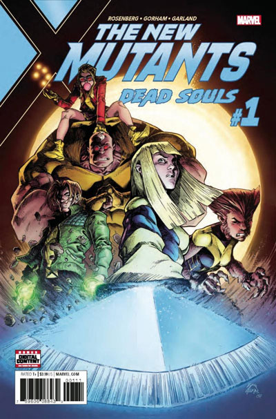 New Mutants: Dead Souls #1