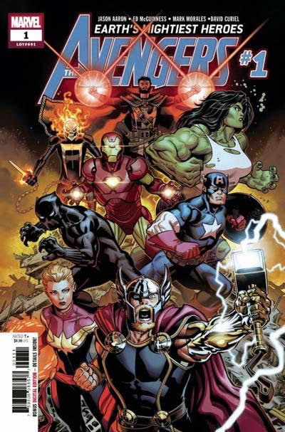 Avengers #1 (2018)
