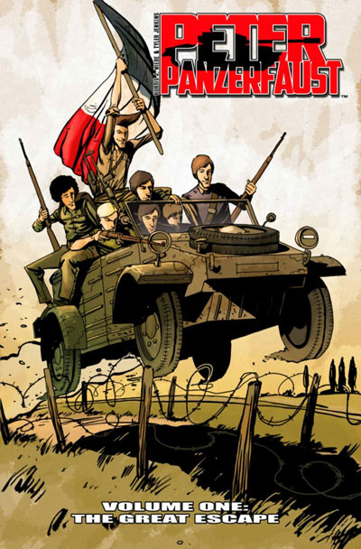Peter Panzerfaust TPB Volume 1