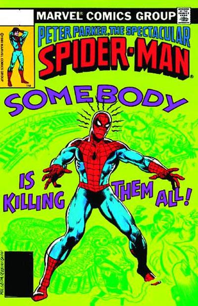 Spider-Man Visionaries: Roger Stern TPB