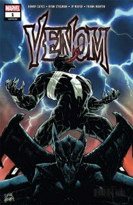 Venom #1 Release Party with writer Donny Cates