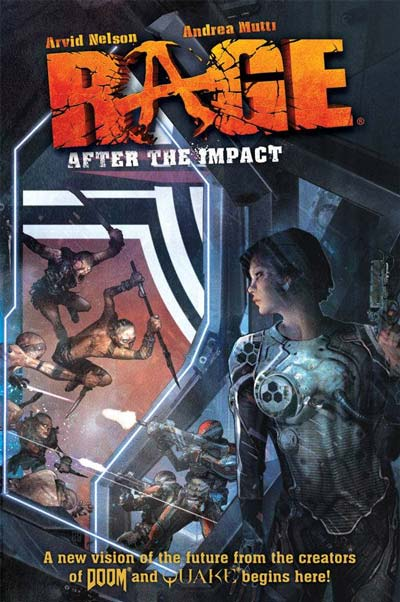 Rage: After the Impact TPB
