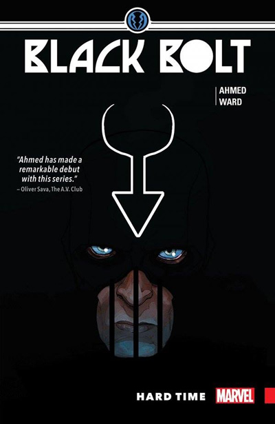 Black Bolt Volume 1