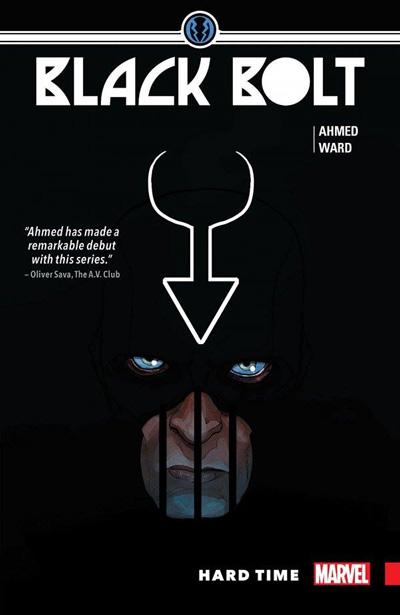 Black Bolt Volume 1