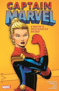 Book Club - Captain Marvel: Earth's Mightiest Hero