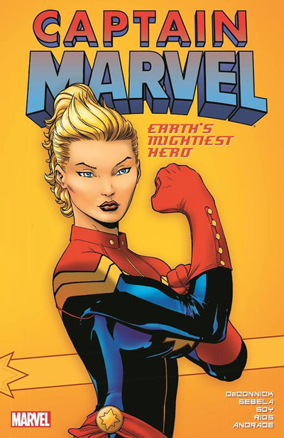 Captain Marvel: Earth's Mightiest Hero