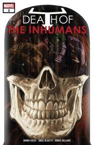 Death of the Inhumans #1