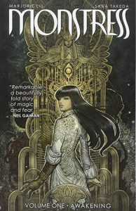 Book Club - Monstress