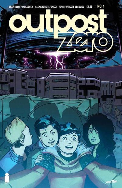 Outpost Zero #1