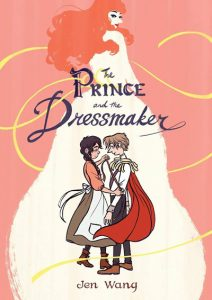 Book Club - The Prince and the Dressmaker
