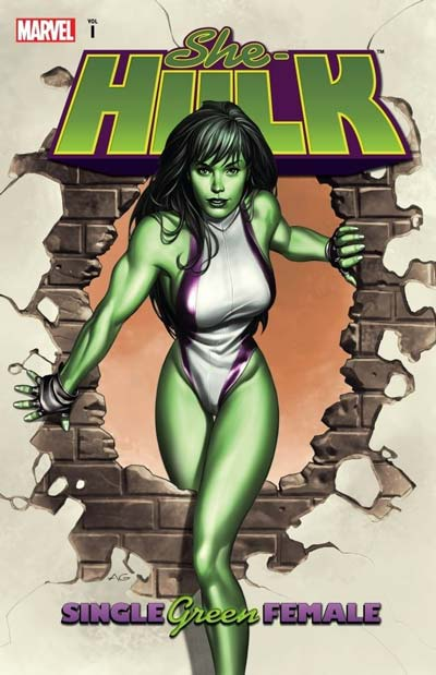 She-Hulk Volume 1