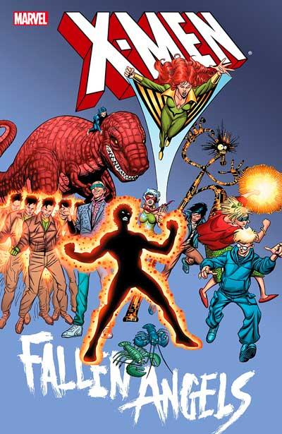 X-Men Fallen Angels