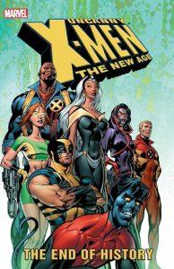X-Men: The New Age Volume 1
