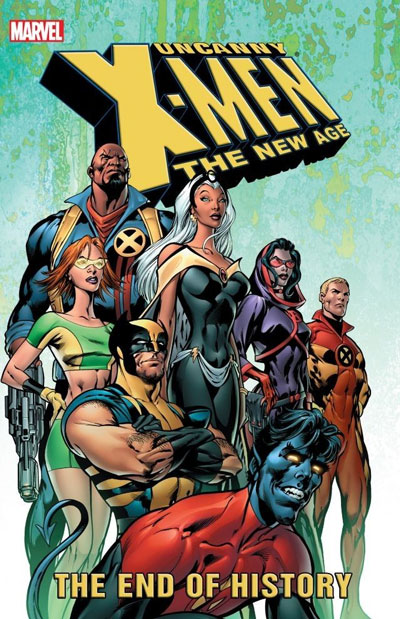 X-Men: The New Age Volume 1