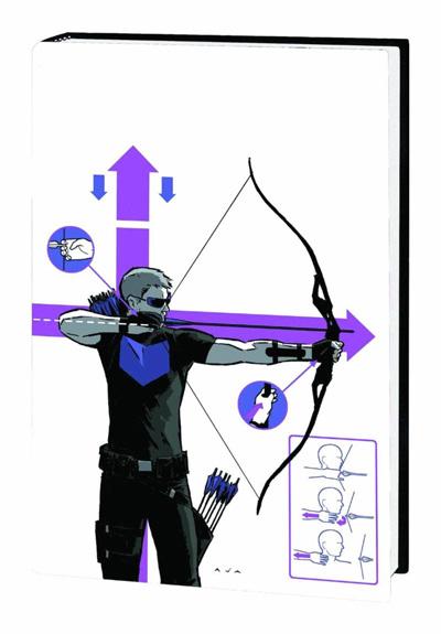Hawkeye Volume 1 HC