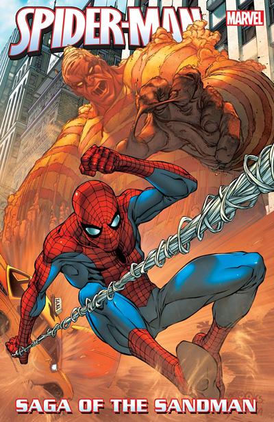 Spider-Man: Saga of the Sandman TPB