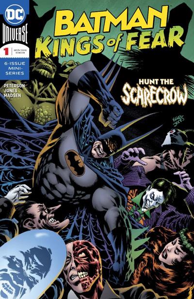 Batman: Kings of Fear #1