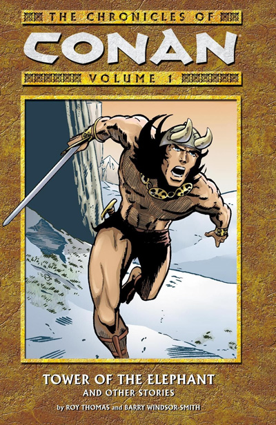 Conan Volume 1 TPB
