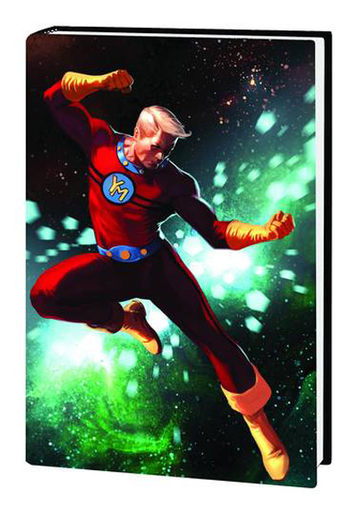 Young Marvelman Classic Volume 1 HC