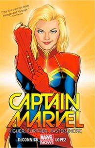 Captain Marvel (2014)