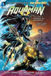 Aquaman: Throne of Atlantis (2011)