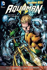 Aquaman: New 52 (2011)