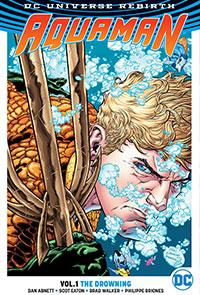Aquaman: Rebirth (2016)