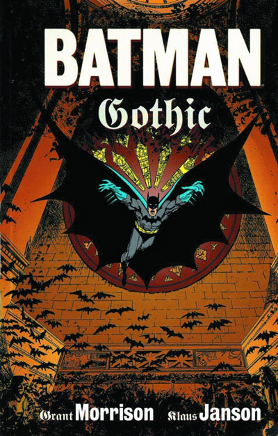 Batman Gothic Deluxe Edition HC