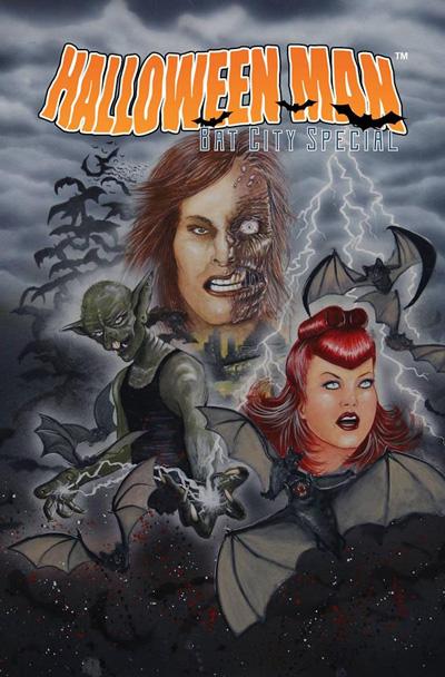 Halloween Man: Bat City Special
