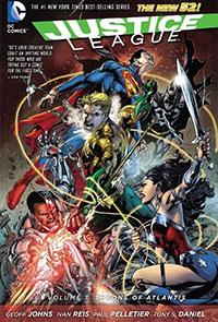 Justice League: Throne of Atlantis (2011)