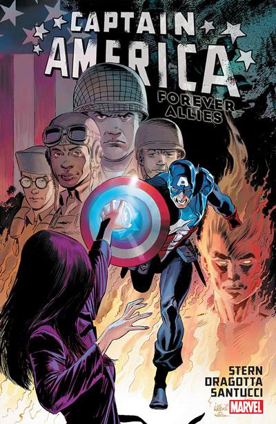 Captain America: Forever Allies HC