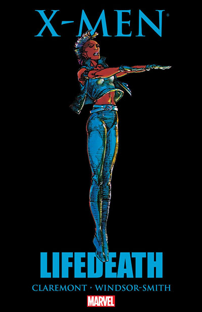 X-Men: Lifedeath HC