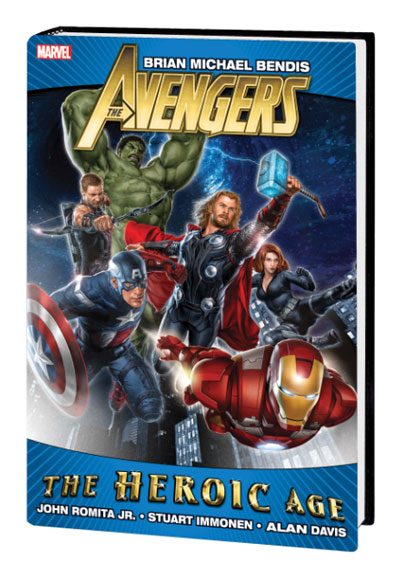 Avengers Heroic Age by Bendis HC