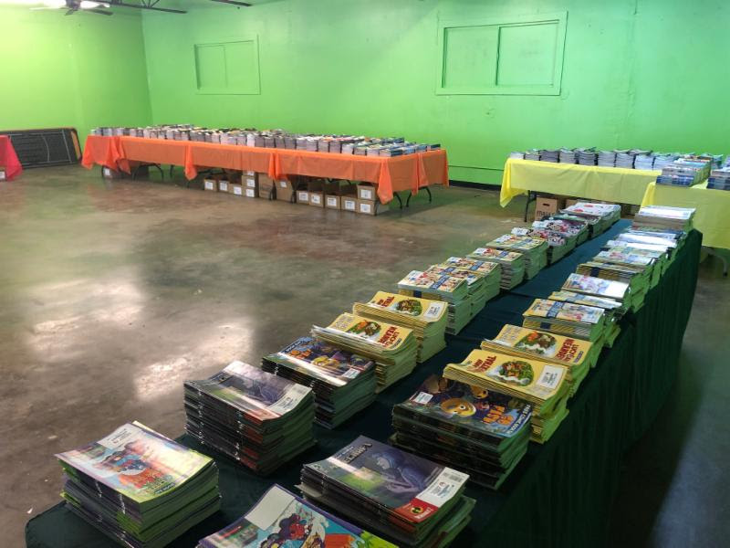 Free Comic Book Day at Austin Books