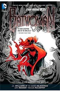 Batwoman Volume 2 (2011)