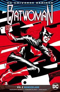 Batwoman Volume 2 (2017)