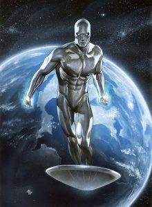 Silver Surfer #1 ComicsPRO Exclusive Adi Granov Cover