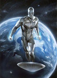 Silver Surfer #1 ComicsPRO Exclusive Adi Granov Cover