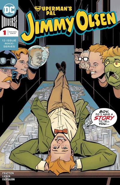 Superman's Pal Jimmy Olsen #1