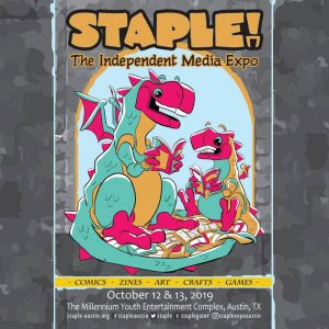 Staple! 2019 @ Millennium Youth Entertainment Complex
