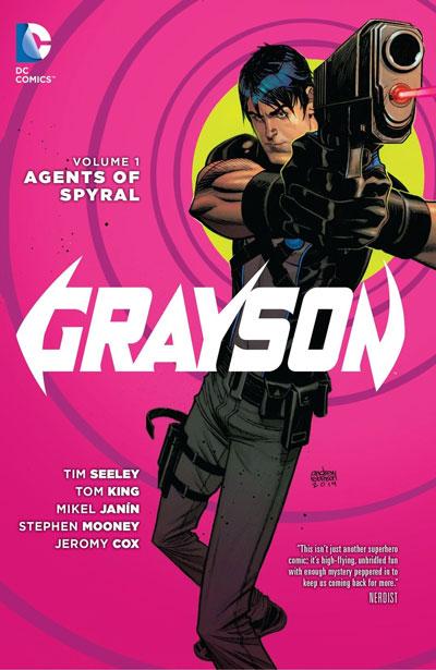Grayson Vol. 1