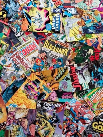 Austin Books & Comics Back Issue Sale