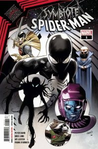 Symbiote Spider-Man #1 at Austin Books & Comics