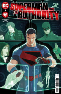 Superman and the Authority #1 (of 4)