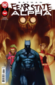 Batman Fear State Alpha