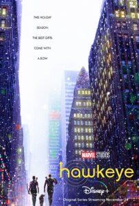 Hawkeye Poster