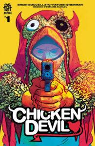 Chicken Devil #1